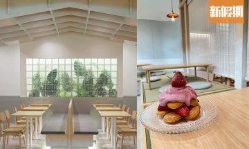 屋子咖啡將軍澳開店!3,000呎人氣日系Cafe 無印風屋頂設計+招牌荷蘭小鬆餅+日式壽喜燒|區區搵食