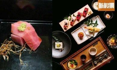 中環蘭桂坊Tokio Joe重開 Omakase始祖!碧咸、王菲曾是座上客  一次食足19道菜:創作壽司+刺身+和食|區區搵食