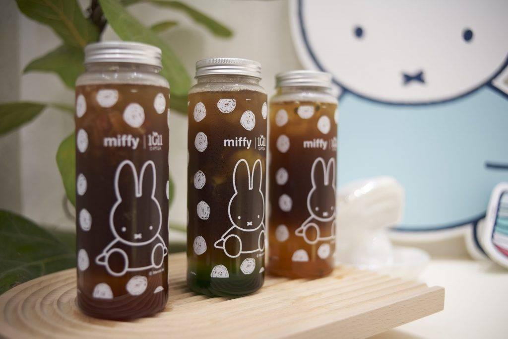 草莓氣泡果咖 (左)、奇異果氣泡果咖 (中)、百香果氣泡果咖 (左) /支(圖片來源:1011 TEABAR)