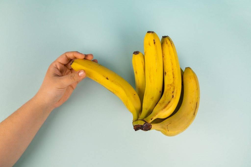 未熟的香蕉容易造成便秘(圖片來源:Pexels)