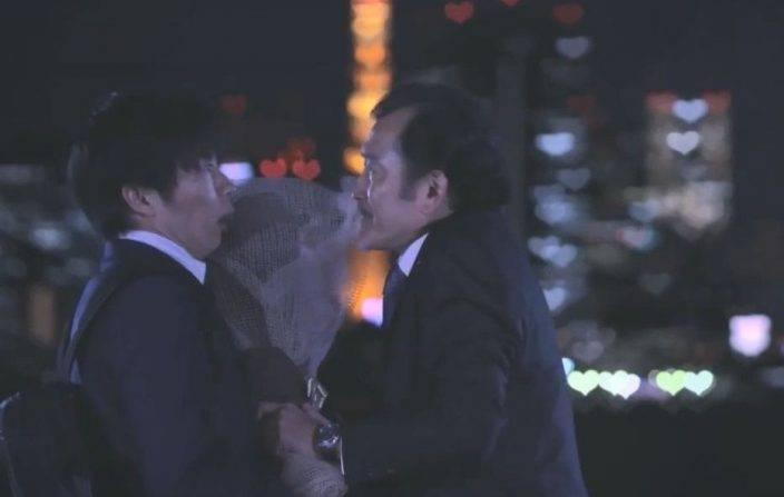 田中圭表示相當驚嚇!(圖片來源:日版《大叔的愛》)