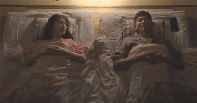 分床睡不代表大家關係不好。(圖片來源:《離婚活動》截圖)