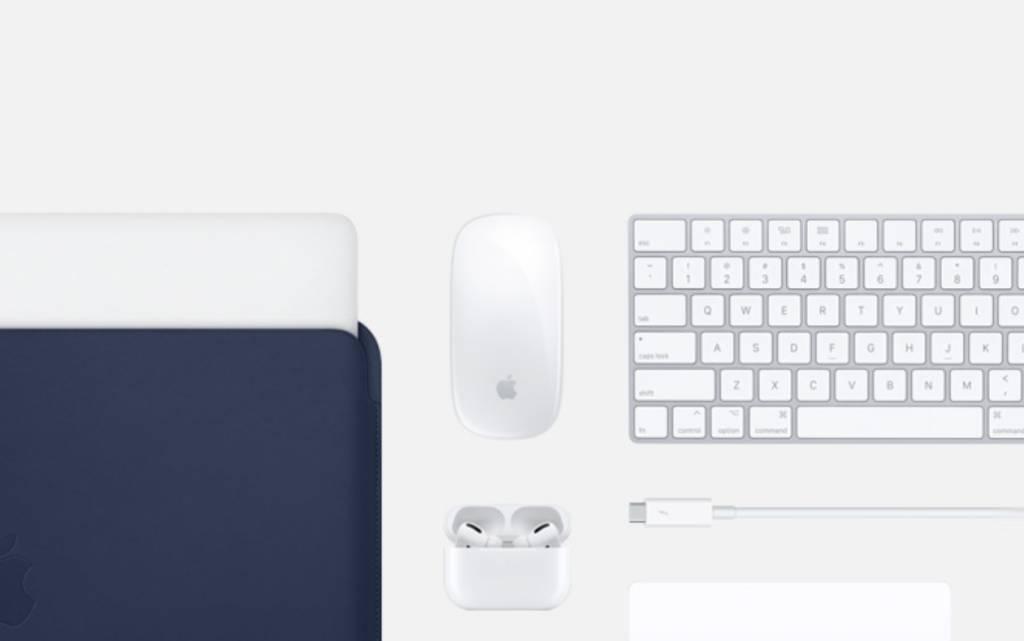 記者本人買了新macbook,也需要買接頭轉換,相當麻煩。(圖片來源:Apple官方圖片)