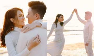 陳詩欣男友三卡巨鑽戒求婚 宣布嫁筍盤男友 學做100分人妻