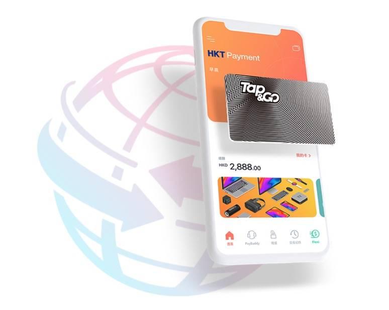 一 Tap 即 Pay(圖片來源:拍住賞(Tap & Go)截圖)