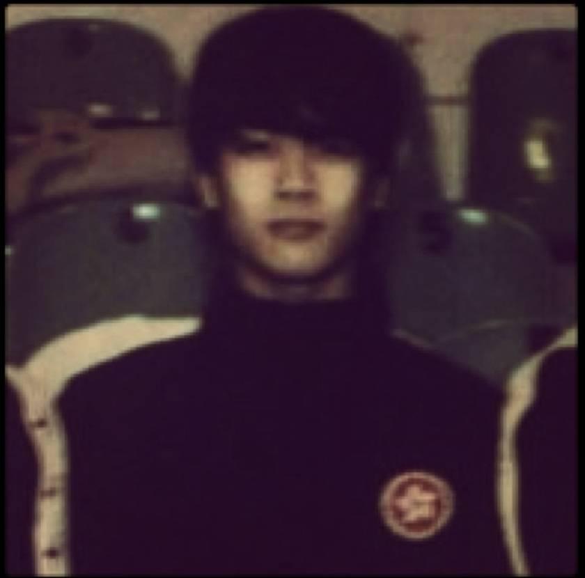 Jackson以前的頭髮都頗長(圖片來源:IG@jacksonwang852g7)