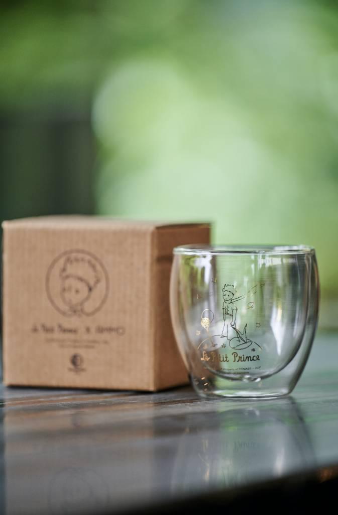 限量版雙層玻璃杯數量有限,送完即止。(圖片來源:AMMO)