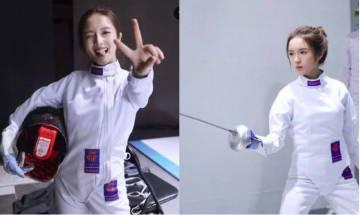 東京奧運|155cm鄺潔楹挑戰演劍擊手 無綫提前播《七公主》向張家朗致敬