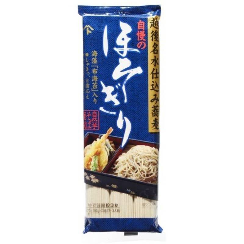 【日本直送】自然芋 細切蕎麥麵