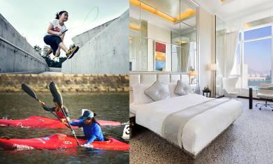 暑假好去處!富豪酒店及富薈酒店「Sum動」親子夏令營  入住即玩多個趣味運動體驗
