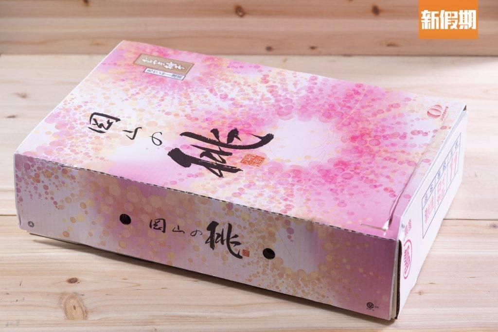 「清水白桃」的特點是白裡透粉紅。(圖片來源:新假期編輯部)