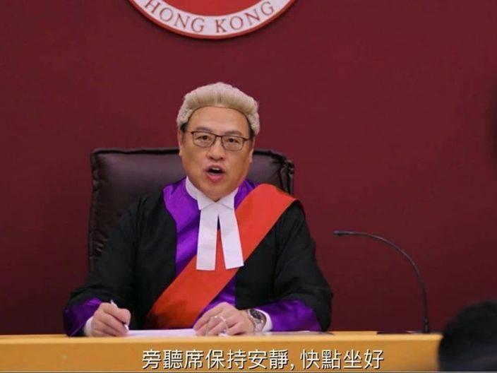 林大輝校長就指會送贈0萬助家朗成為業主。(圖片來源:劇集《鐵探》)