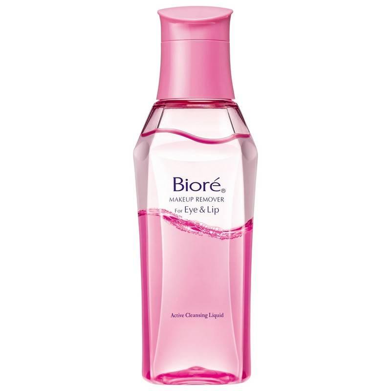 Bioré - 高效眼唇卸妝液 (圖片來源:Bioré )