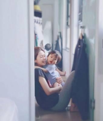 住2000萬港島豪宅(圖片來源:岑麗香Instagram)