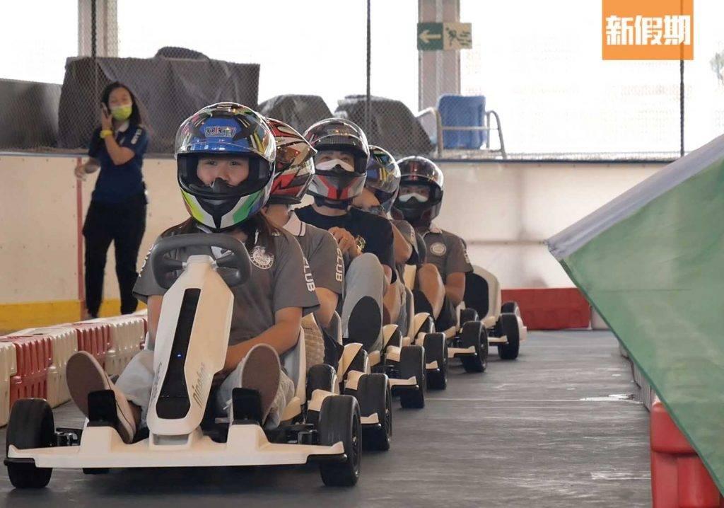 京士柏周末免費任玩小型賽車 2大賽道體驗頭搖又尾擺 另設賽車模疑器  香港好去處