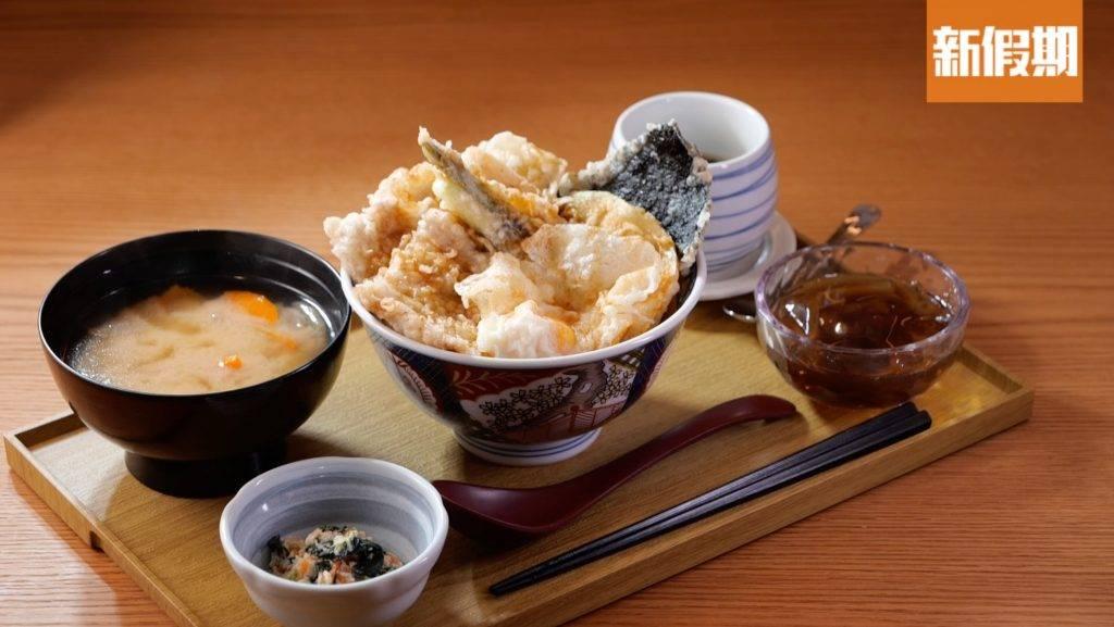 套餐可以再加轉豚肉或什菌味增湯(圖片來源:新假期編輯部)