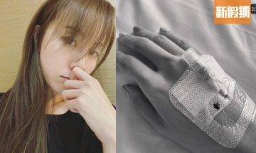 鄧麗欣IG貼入院黑白照 前度王子秒畀like  網民集氣疫情後復合