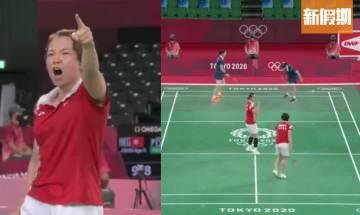 東京奧運中國隊羽毛球選手比賽狂爆粗口!中國網民:完美演繹國粹,優美的中國話 網絡熱話
