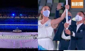東京奧運開幕禮 直播歷時3小時 精彩要點:肌肉猛男Pita Taufatofua彈出 網絡熱話