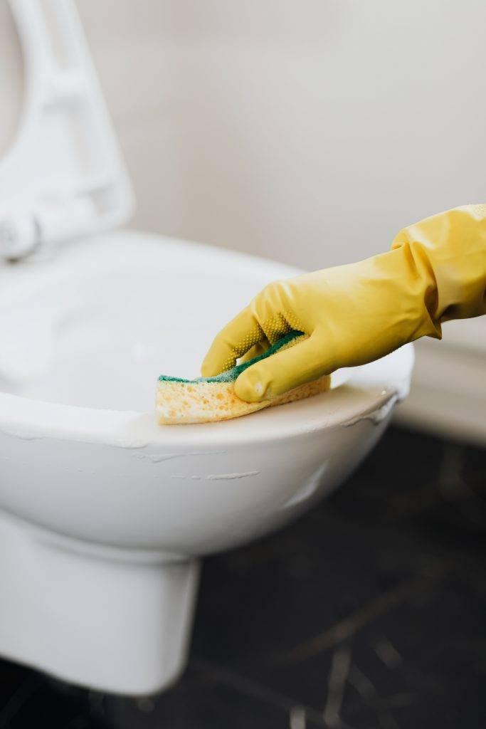 廁所的乾淨十分重要。(圖片來源:Pexels)