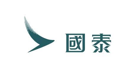 國泰則為全新消費品牌(圖片來源:國泰)