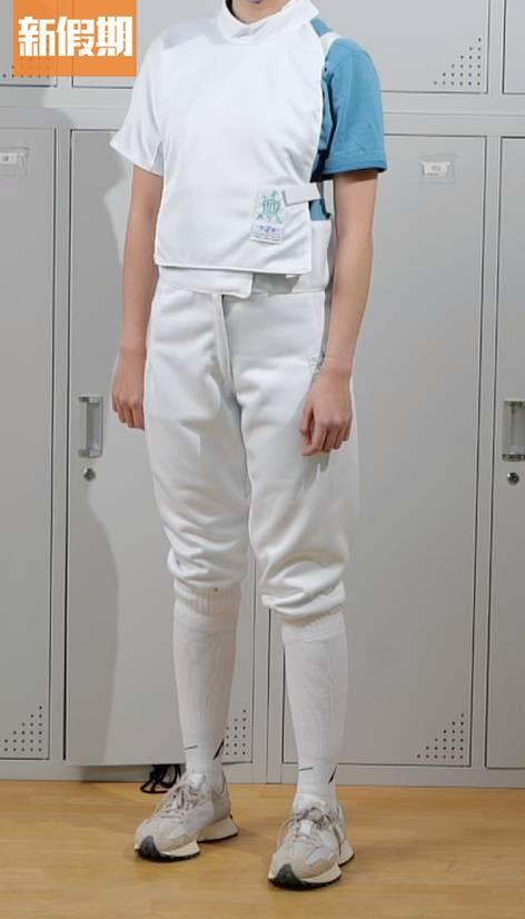 單袖衣(圖片來源:新假期資料室)
