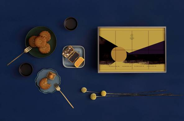 居舍系列月餅禮盒8(圖片來源:奕居)