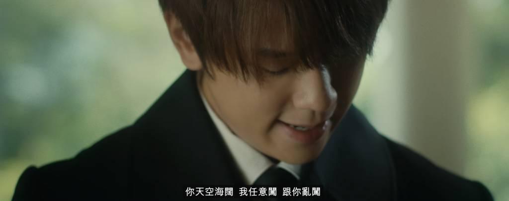 他最終還是忍不住崩潰痛哭(圖片來源:MIRROR Youtube頻道)