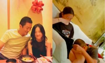 李亞鵬直播錫15歲女兒李嫣大髀 引起網上熱議:作為父親過火了﹗