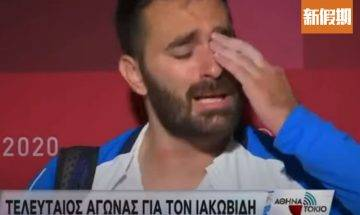 希臘運動員奧運賽後宣佈退役 月薪不足2千 難以維持生計! 網絡熱話