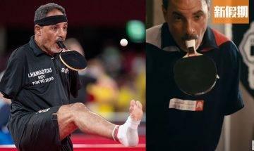 東京殘奧|埃及乒乓球運動員 口腳並用完成殘奧比賽 鼓勵人民:「世上沒有不可能的事!」|網絡熱話