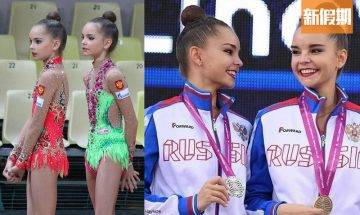 東京奧運藝術體操必睇靚女孖妹選手!俄羅斯Twins橫掃17金!Arina和Dina Averina齊出戰|網絡熱話