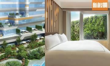 東涌新酒店!The Silveri Hong Kong – MGallery預計年尾開幕!歎私家按摩浴池+露台私人泳池 香港好去處