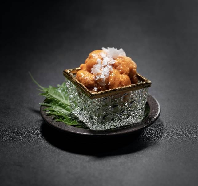 時令刺身壽司 (三款)(圖片來源:和緣割烹料理)