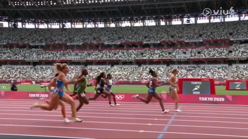 跑步跑得最快果個一般都第一(圖片來源:ViuTV)