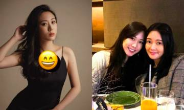 李麗珍24歲女許倚榕全新造型照曝光  網民讚有仙氣:準備出道?