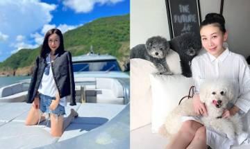 餅碎Angela財來自有方 住西半山豪宅拎60萬手袋 晒超豪遊艇過闊太生活