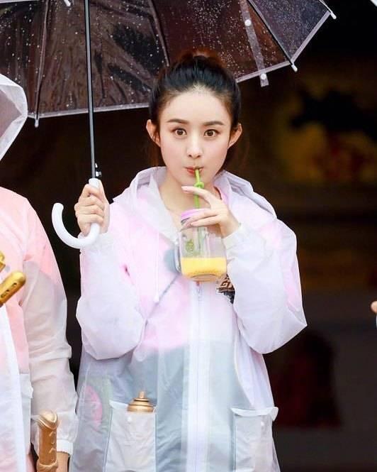 趙麗穎是電視劇有名女演員,多年來主演無數高流量電視劇。(圖片來源:Instagram@ zhaoliyingofficial)