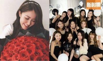 32歲劉佩玥生日Staycation慶祝 姊妹團面目全非 譚嘉儀、王子涵、Aka變閨密