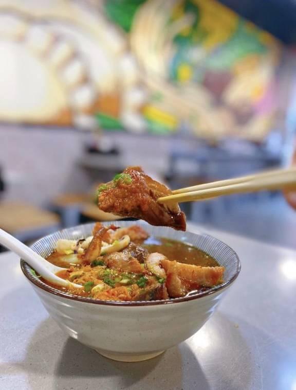 值得一提蠔油冬菇厚身入味,咬落爆汁!(圖片來源:兩三碗車仔麵)