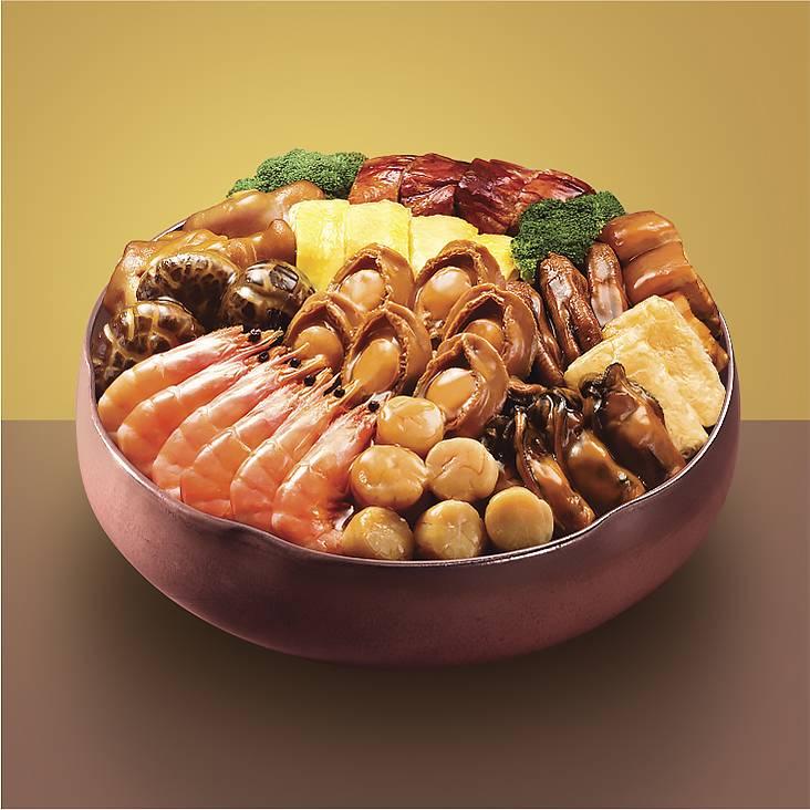 鮑魚∙福聚盆菜 (6位用)(圖片來源:美心MX)