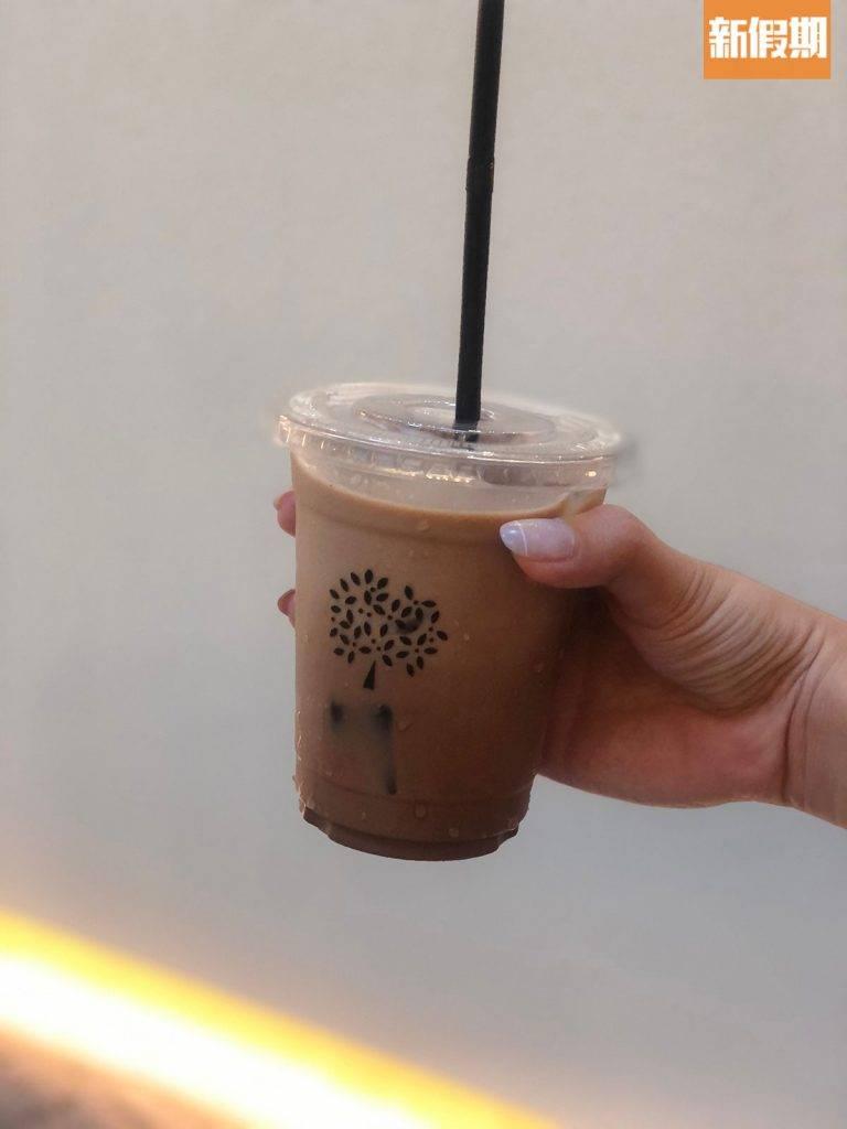 Mocha可可粉的回甘香氣跟咖啡的酸香結合,醒胃香醇。(圖片來源:)