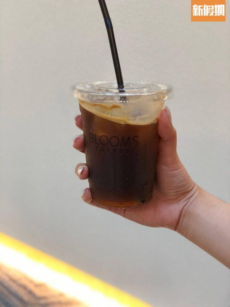 Expresso Tonic濃烈跟清爽口感結合,天氣炎熱時飲杯,很舒爽。(圖片來源:)