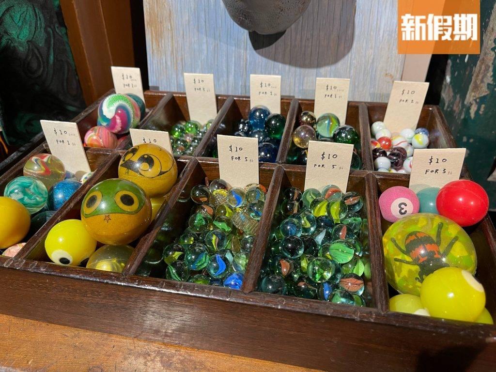 懷舊小玩具(圖片來源:新假期編輯部)