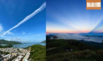 香港7大天文靚景|曙暮暉、雙彩虹 拆解形成原因+最佳拍攝點+技巧|香港好去處