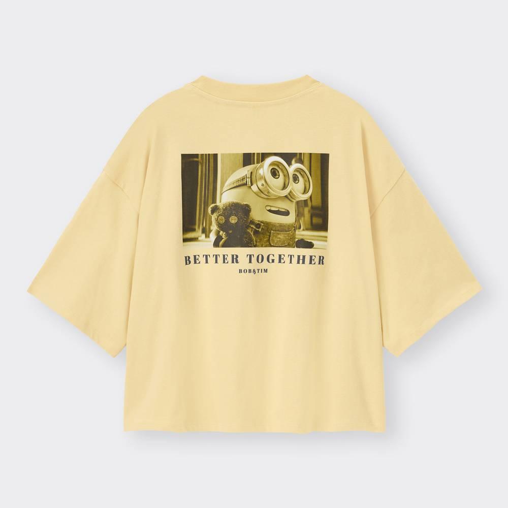 W's Graphic T-shirt Minions (圖片來源:官方圖片)