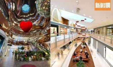 網民大數香港7個設計最奇怪商場 最多人揀呢間!又一城層數超級亂/海之戀+圓方似迷宮/K11 MUSEA又暗又黑|香港好去處