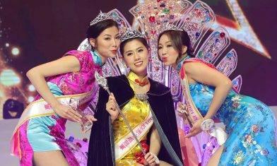亞洲小姐2021  三甲新鮮出爐 20歲雙料冠軍陳美儀係琵琶十級高手 林作心水之選