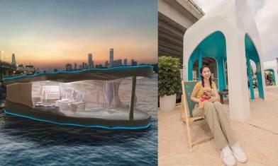 北角路過生活節5大全新打卡位!20款大型藝術品+巨型蠔殻 +「微型沙灘」|香港好去處(新假期APP限定)