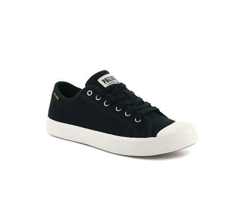Palladium 黑色布鞋 9(圖片來源:官方圖片)